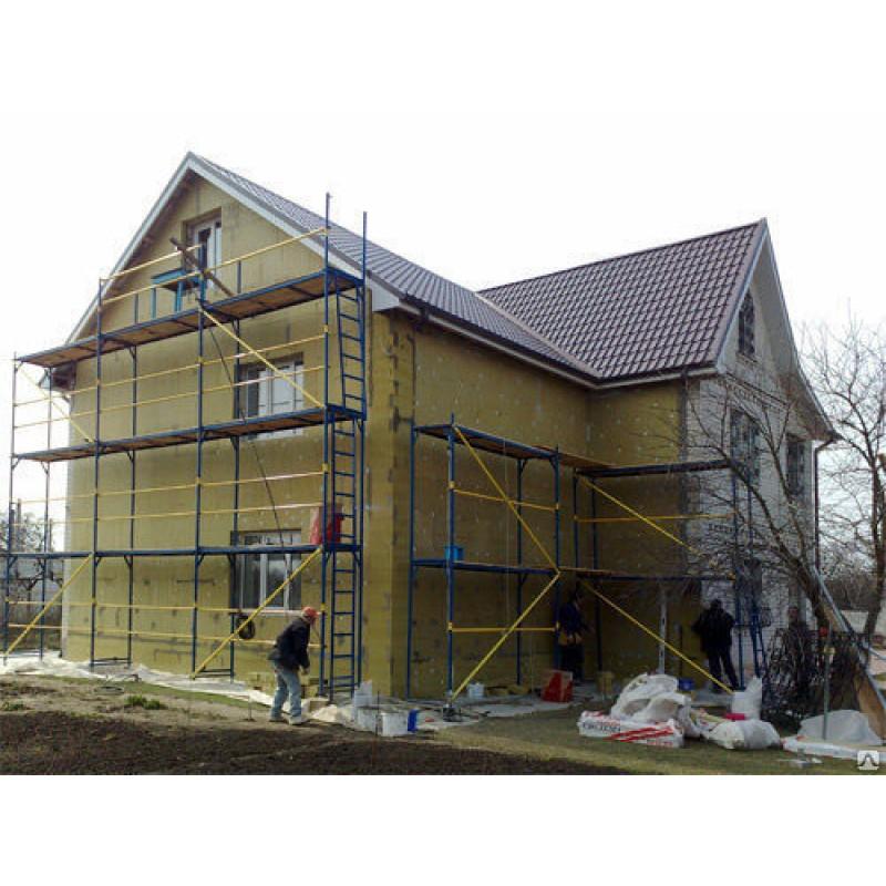 Какой материал выбрать для утепления фасада дома?